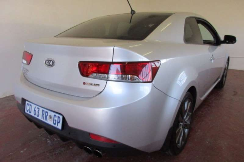 Kia Cerato Koup 2.0 SX automatic 2011