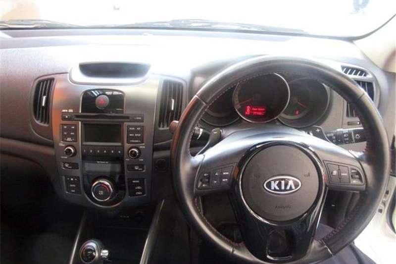 Kia Cerato sedan 2.0 SX automatic 2013