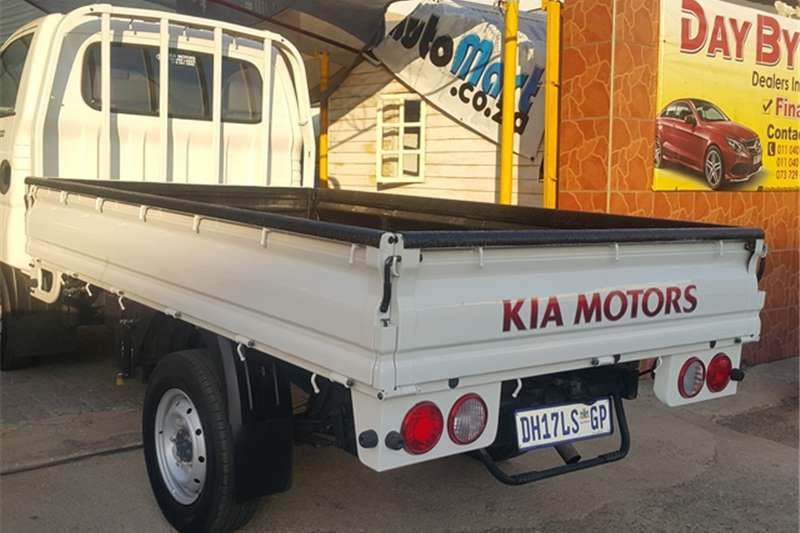 2014 Kia K2500 K2500 Turbo Cars For Sale In Gauteng R