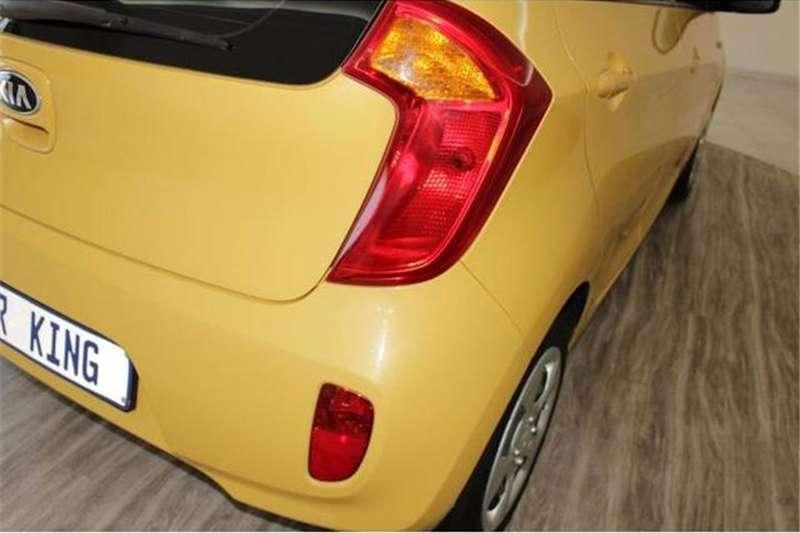Kia Picanto 1.0 LX 2013