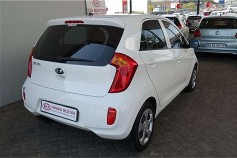 2015 kia picanto 1 0 lx hatchback petrol fwd manual cars for sale in gauteng r 129 995. Black Bedroom Furniture Sets. Home Design Ideas