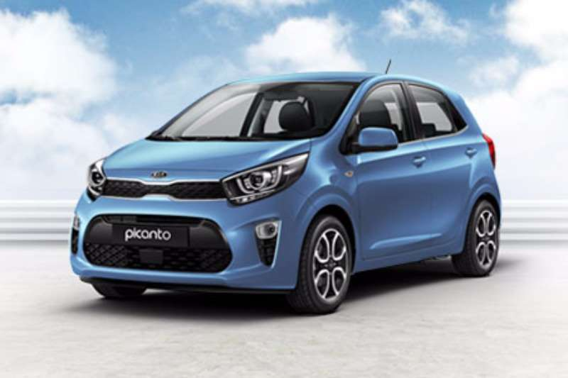 2018 kia picanto 1 0 style hatchback petrol fwd manual cars for sale in gauteng r 164. Black Bedroom Furniture Sets. Home Design Ideas