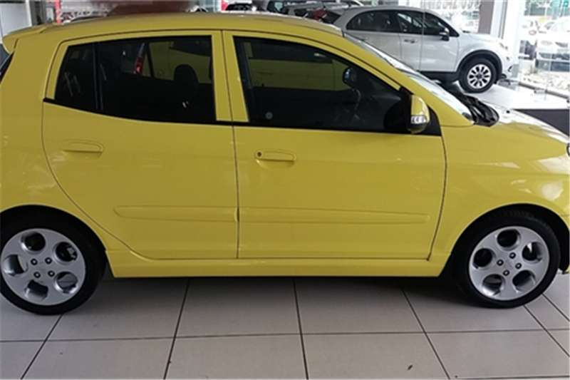 2008 kia picanto picanto 1 1 ex cars for sale in gauteng r 59 900 on auto mart. Black Bedroom Furniture Sets. Home Design Ideas