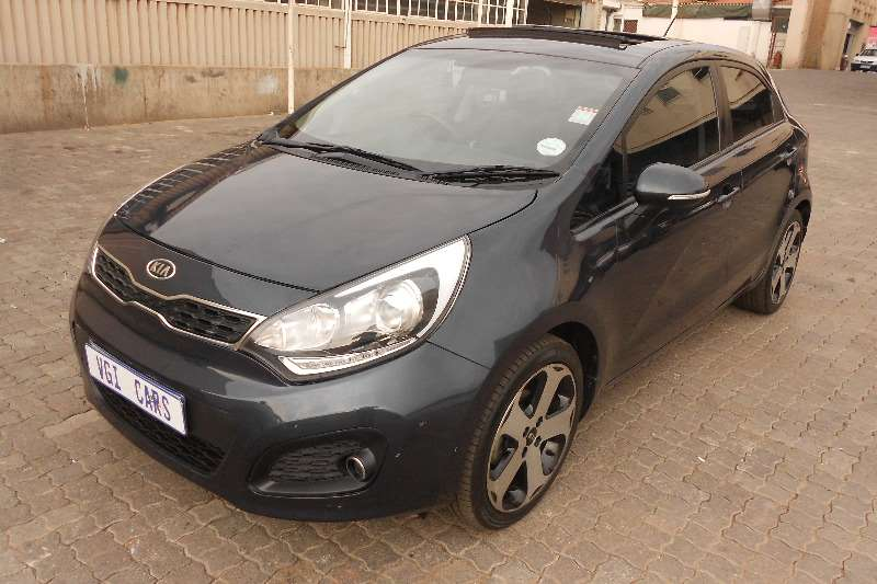 2013 kia rio 1 4 cars for sale in gauteng r 105 000 on. Black Bedroom Furniture Sets. Home Design Ideas