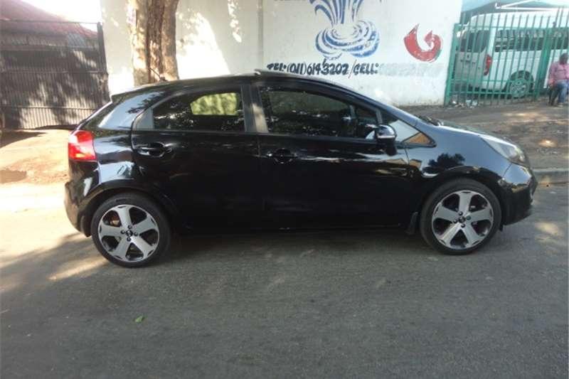 2013 kia rio 1 4 hatchback cars for sale in gauteng r. Black Bedroom Furniture Sets. Home Design Ideas
