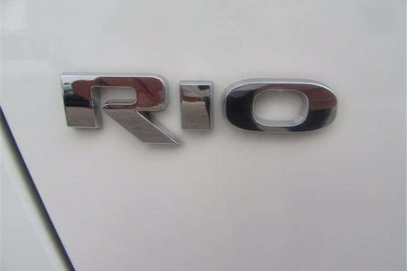 Kia Rio hatch 1.2 2014