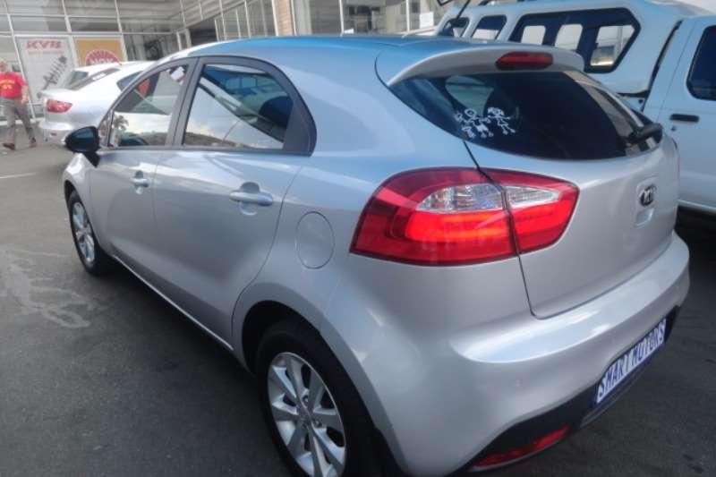 Kia Rio hatch 1.4 LX 2014