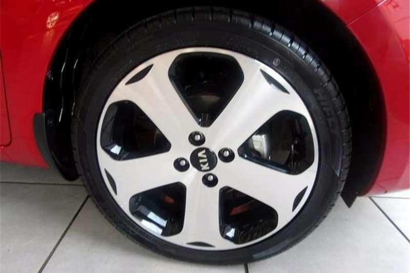 Kia Rio sedan 1.4 Tec auto 2013