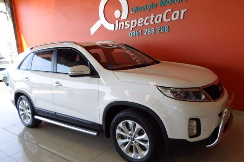 2015 kia sorento 2 2crdi crossover suv diesel fwd automatic cars for sale in gauteng. Black Bedroom Furniture Sets. Home Design Ideas
