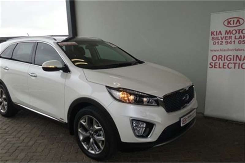 2016 kia sorento 2 2crdi 4wd crossover suv diesel awd automatic cars for sale in. Black Bedroom Furniture Sets. Home Design Ideas