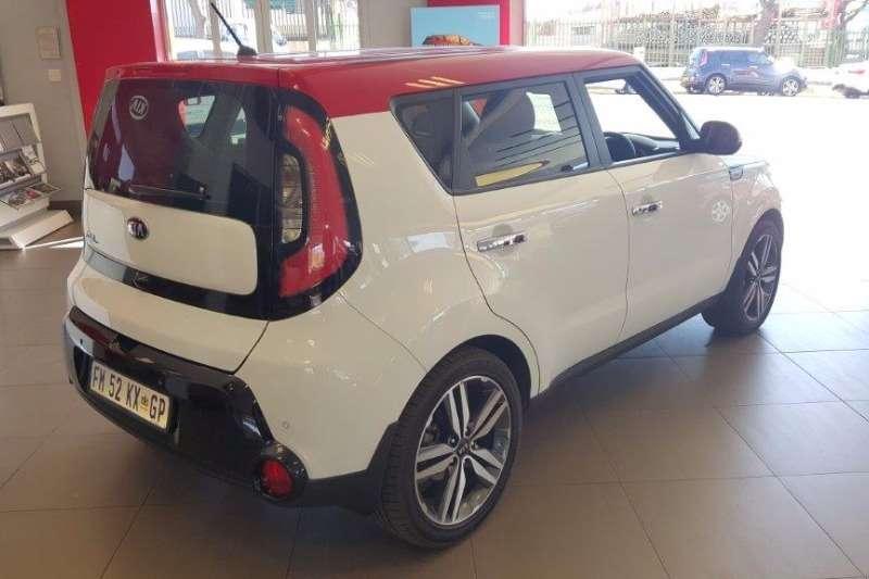 Kia Soul 1.6CRDi Smart auto 2016
