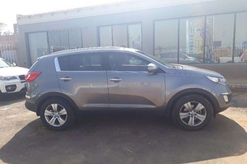 2013 kia sportage 2 0 crossover suv petrol fwd manual cars for sale in gauteng r 229. Black Bedroom Furniture Sets. Home Design Ideas
