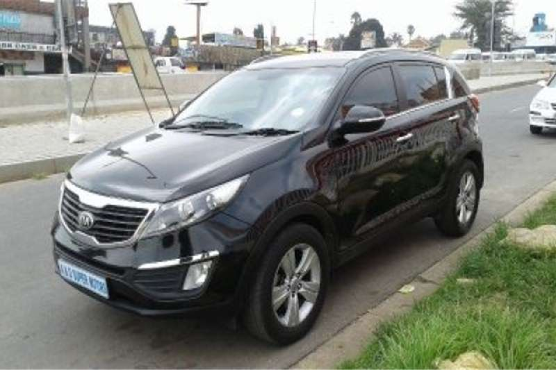 2013 kia sportage 2 0 crdi automatic excellent condition for sale cars for sale in gauteng r. Black Bedroom Furniture Sets. Home Design Ideas