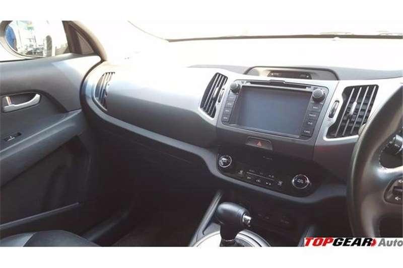Kia Sportage 2.0CRDi Auto 2015