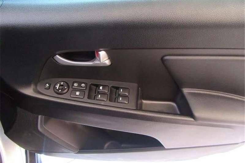 Kia Sportage 2.0CRDi AWD 2010