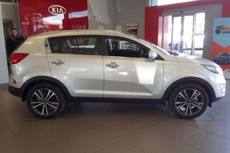 Kia Sportage 2.0CRDi Tec auto 2015