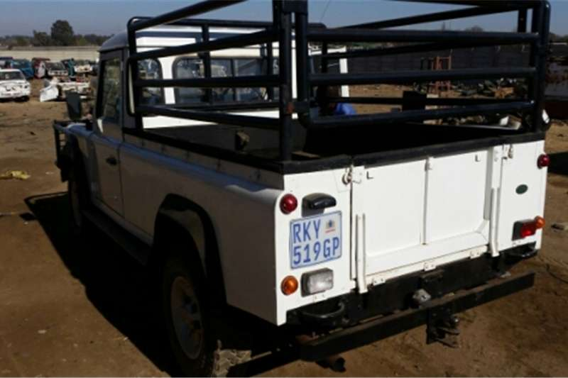 1998 Land Rover Bakkie 4 Sale Cars For Sale In Gauteng R