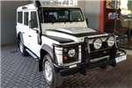 Land Rover Defender 110 TD multi-purpose S 2011