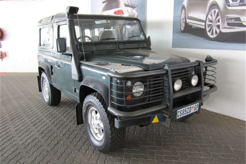 Land Rover Defender 90 TDi CSW 1997