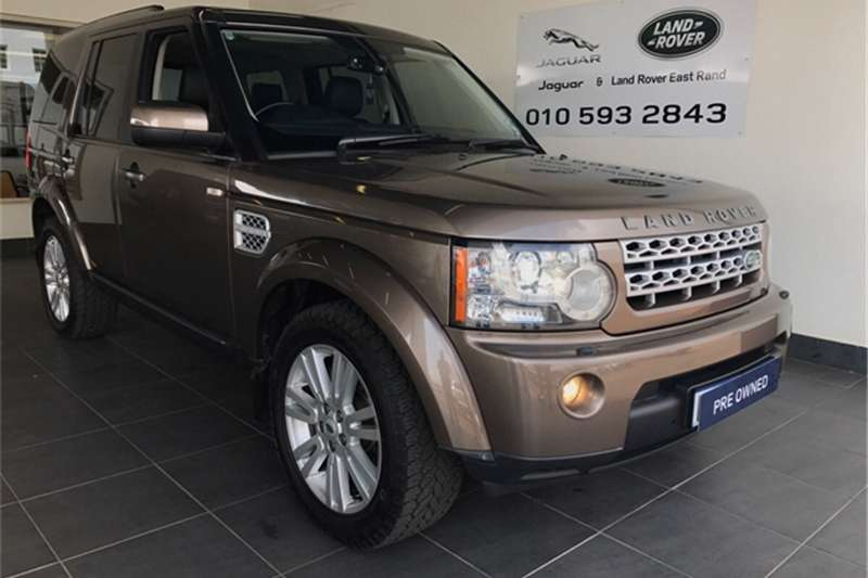 Land Rover Discovery 3 Discovery 3 V8 SE 2012