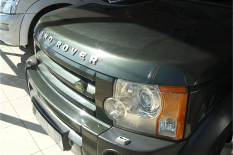 Land Rover Discovery 3 V8 HSE 2005