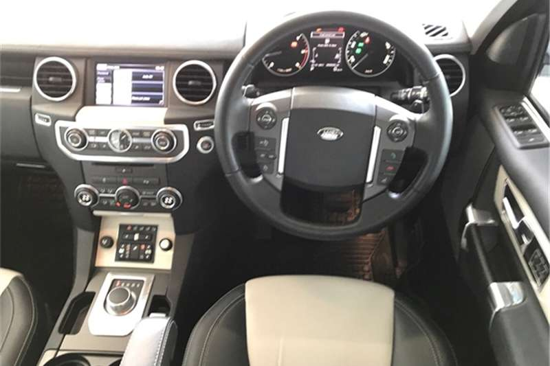 Land Rover Discovery 4 3.0 TDV6 HSE 2015