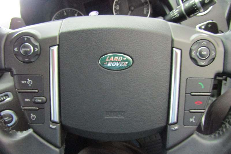 Land Rover Discovery 4 3.0 TDV6 S 2013