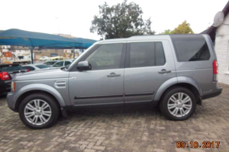 Land Rover Discovery 4 3.0 TDV6 SE 2013