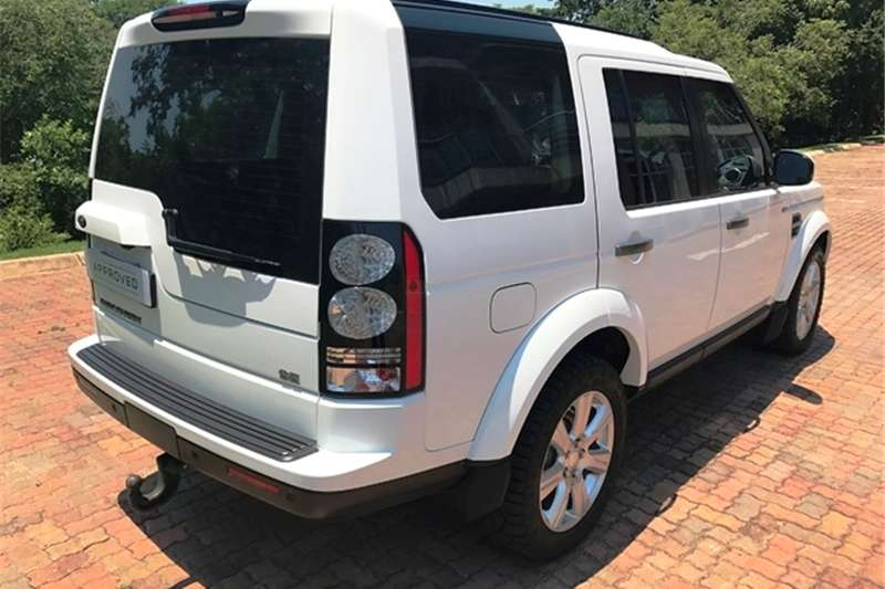 Land Rover Discovery 4 3.0 TDV6 SE 2014