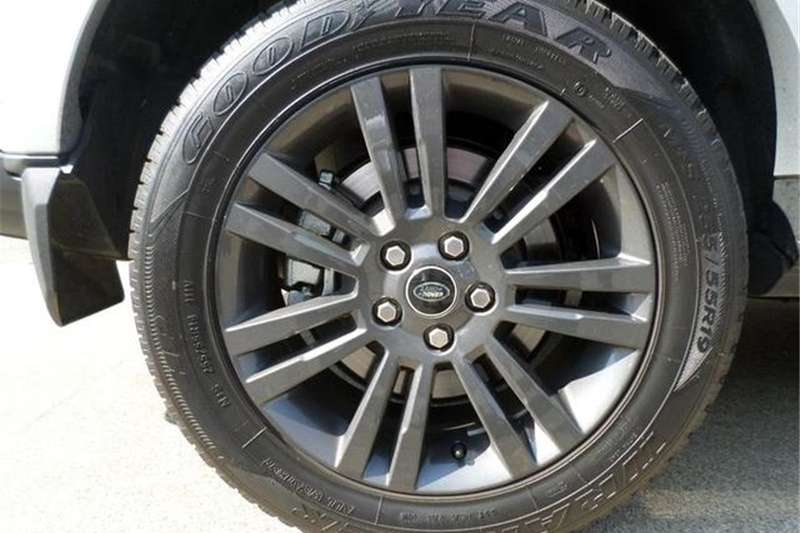 Land Rover Discovery 4 3.0 TDV6 SE 2016