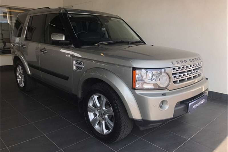 Land Rover Discovery 4 Discovery 4 3.0 TDV6 HSE 2013