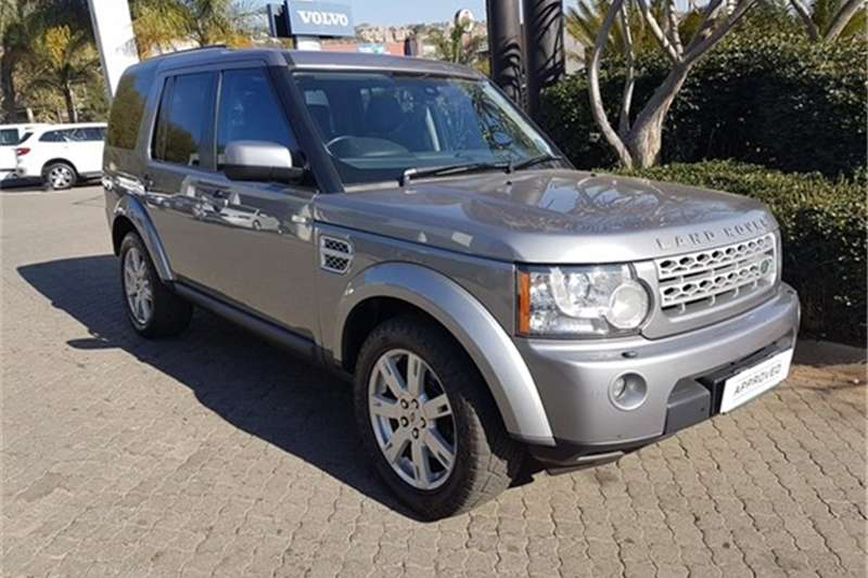 Land Rover Discovery 4 Discovery 4 3.0 TDV6 SE 2011