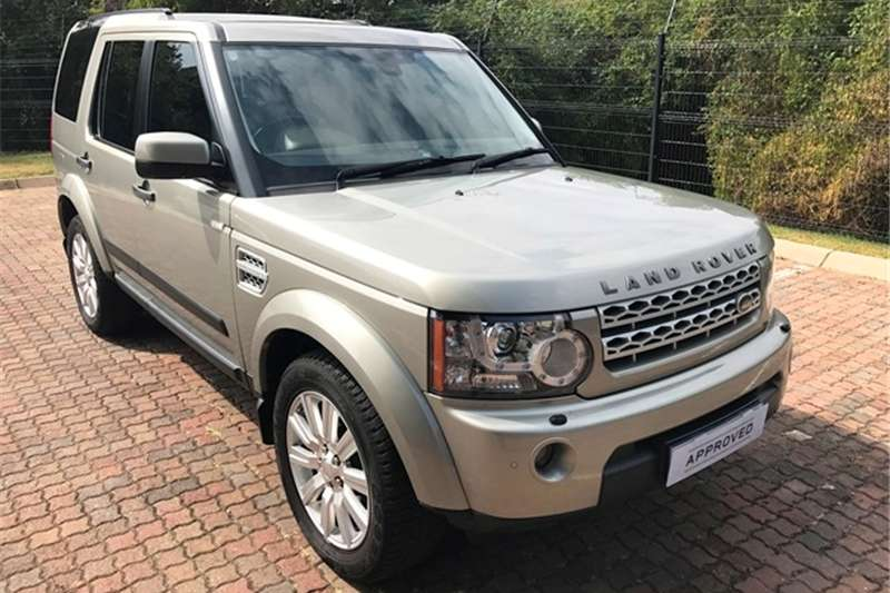 Land Rover Discovery 4 Discovery 4 3.0 TDV6 SE 2014