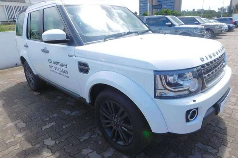 Land Rover Discovery 4 Discovery 4 SDV6 SE 2016