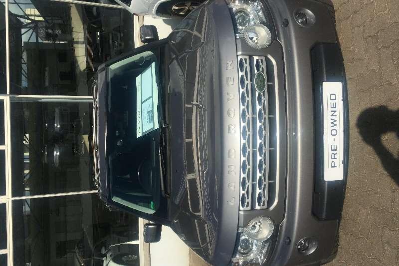 Land Rover Discovery 4 SDV6 SE 2011