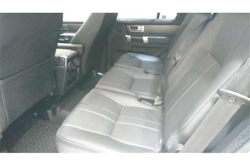 Land Rover Discovery 4 SDV6 SE 2014