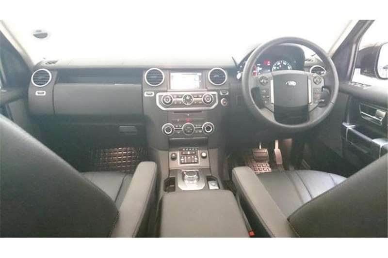 Land Rover Discovery 4 SDV6 SE 2016