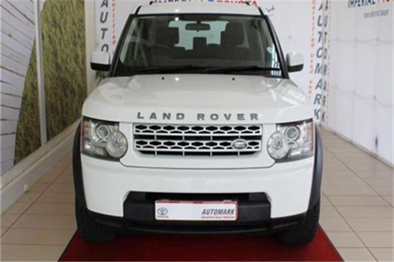 Land Rover Discovery 4 TDV6 XS 2013