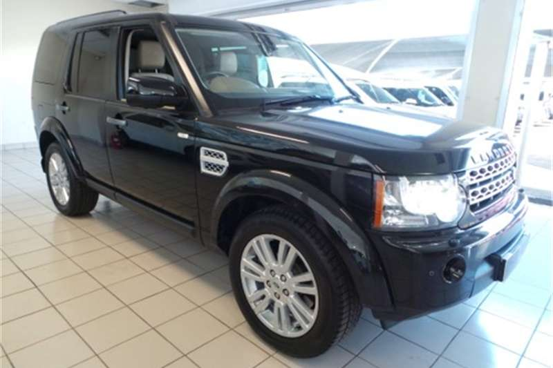 2010 land rover discovery 4 v8 hse crossover - suv ( awd ) cars for
