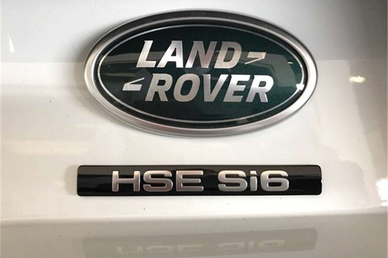 Land Rover Discovery HSE Si6 2017