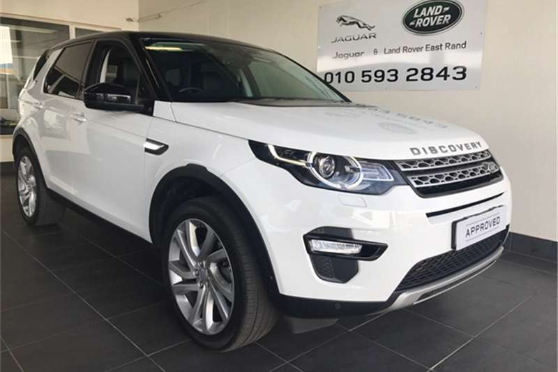 Land Rover Discovery Sport Discovery Sport HSE SD4 2016