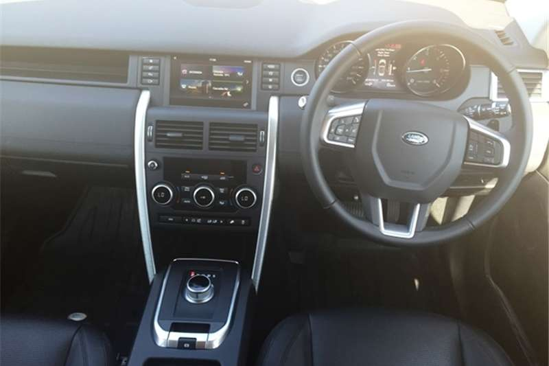 Land Rover Discovery Sport Discovery Sport HSE SD4 2017