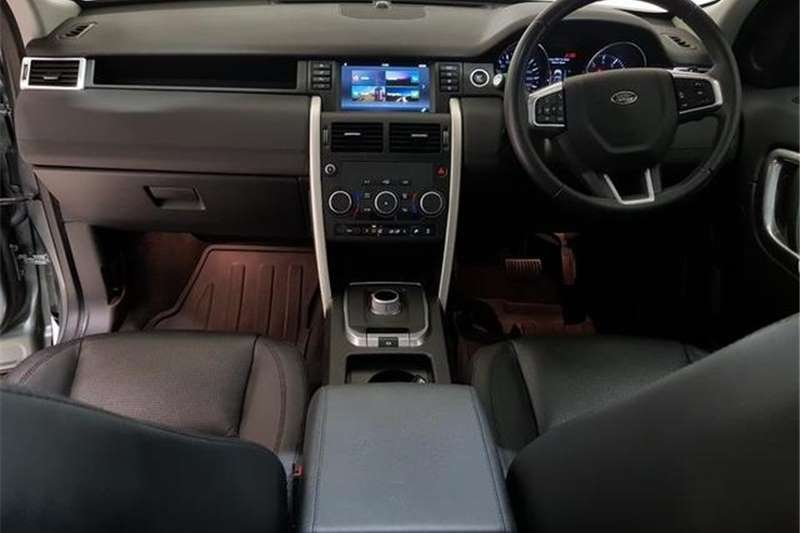 Land Rover Discovery Sport HSE Si4 2015