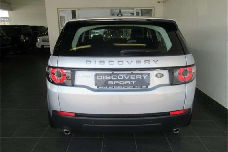 Land Rover Discovery Sport Pure TD4 132kW 2017