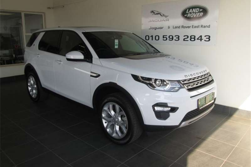 Land Rover Discovery Sport SE Si4 2017