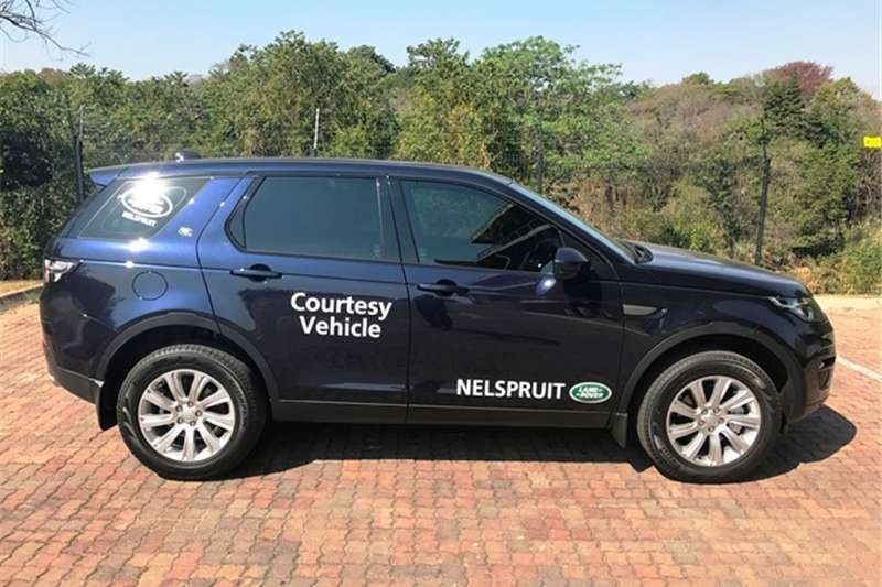 Land Rover Discovery Sport SE TD4 2017