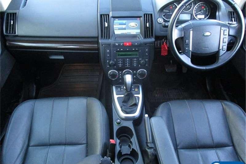 Land Rover Freelander 2 SD4 HSE 2012