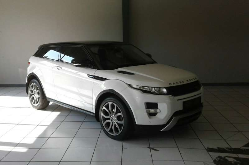 2014 land rover range rover evoque coupe sd4 prestige crossover suv diesel awd automatic. Black Bedroom Furniture Sets. Home Design Ideas