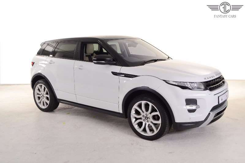2013 land rover range rover evoque si4 dynamic crossover suv awd cars for sale in western. Black Bedroom Furniture Sets. Home Design Ideas