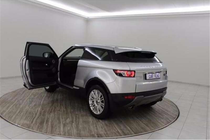 Land Rover Range Rover Evoque Si4 Prestige 2013
